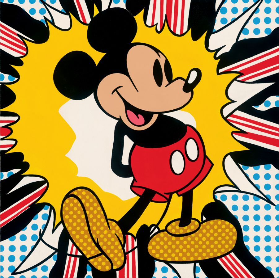 Pop_ Goes the Mouse 18x18